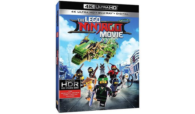 The LEGO Ninjago Movie niedługo na DVD i Blu-Ray