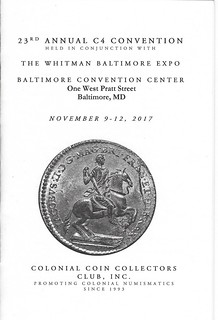 C4 2017-11 Baltimore show program