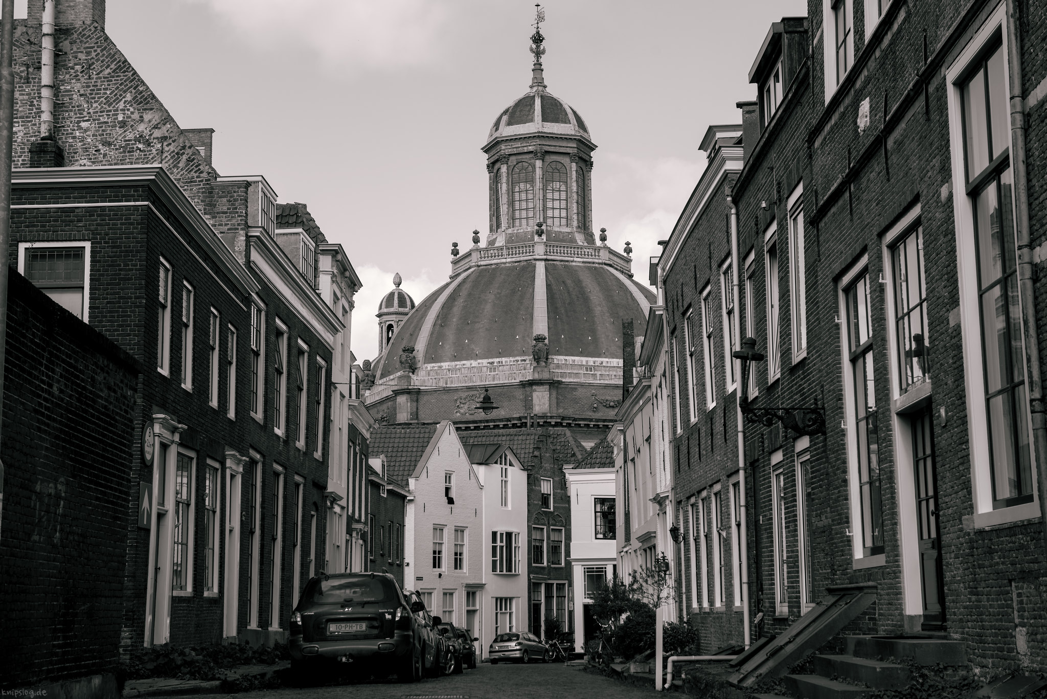 Cathedral in Middelburg