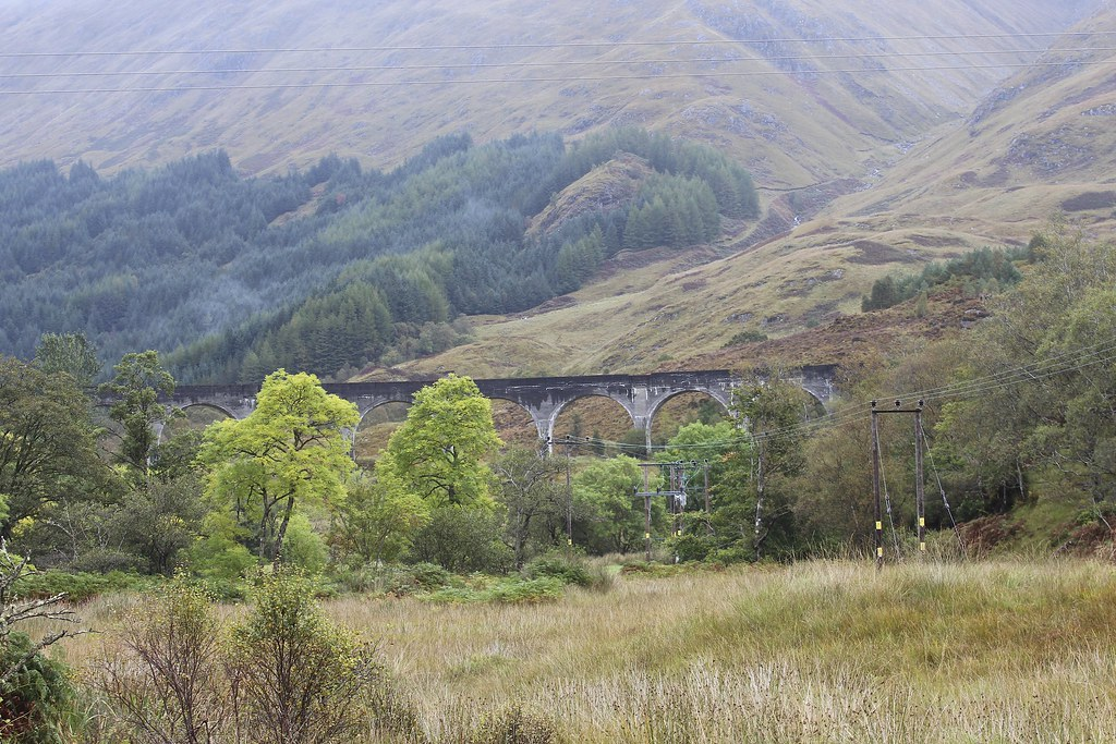 Harry Potter-silta, eli Glenfinnan Viaduct