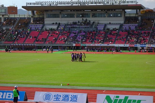 2017/11 J2第41節 京都vs東京V #03