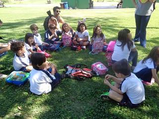 Parque Villa Lobos - Estudo do Meio G4 e G5 (nov/2017)