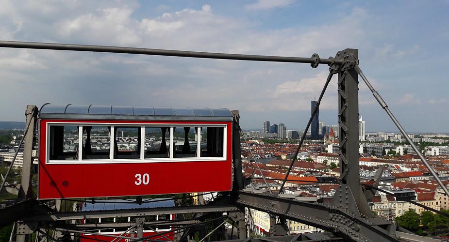 Bezienswaardigheden Wenen: Wiener Prater | Mooistestedentrips.nl