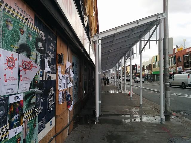Honest Ed's in a time of demolition (1) #toronto #honesteds #theannex #bloorstreetwest #bathurststreet #demolition
