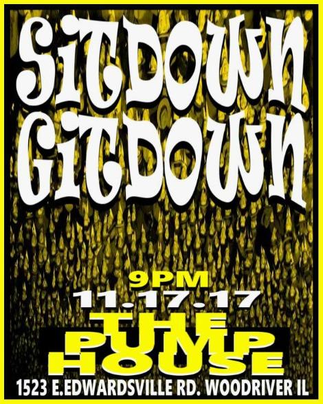 Sitdown Gitdown 11-17-17