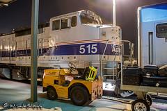 AMTK 515 | GE B32-8WH | Memphis Central Station