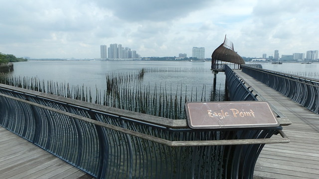 Sungei Buloh Wetland Reserve: Eagle Point
