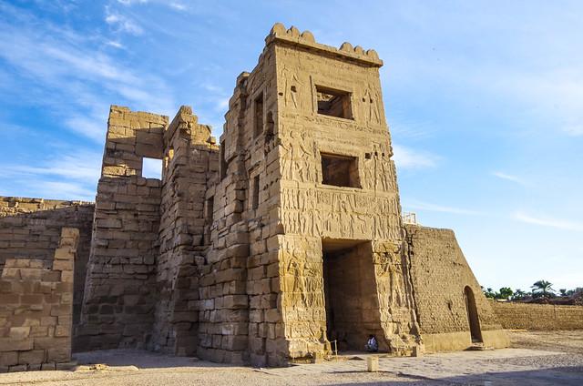 Habu Temple - Luxor - Egito