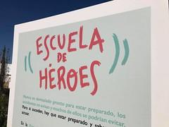"""Escuela de Héroes"" (Alcobendas)"