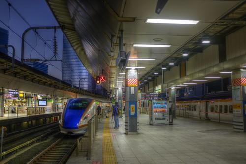 at Tokyo Station EXP KAGAYAKI 19-11-2017 (1)