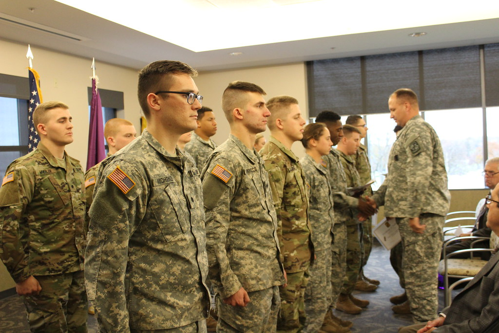 Army ROTC Awards Ceremony | 11.16.17