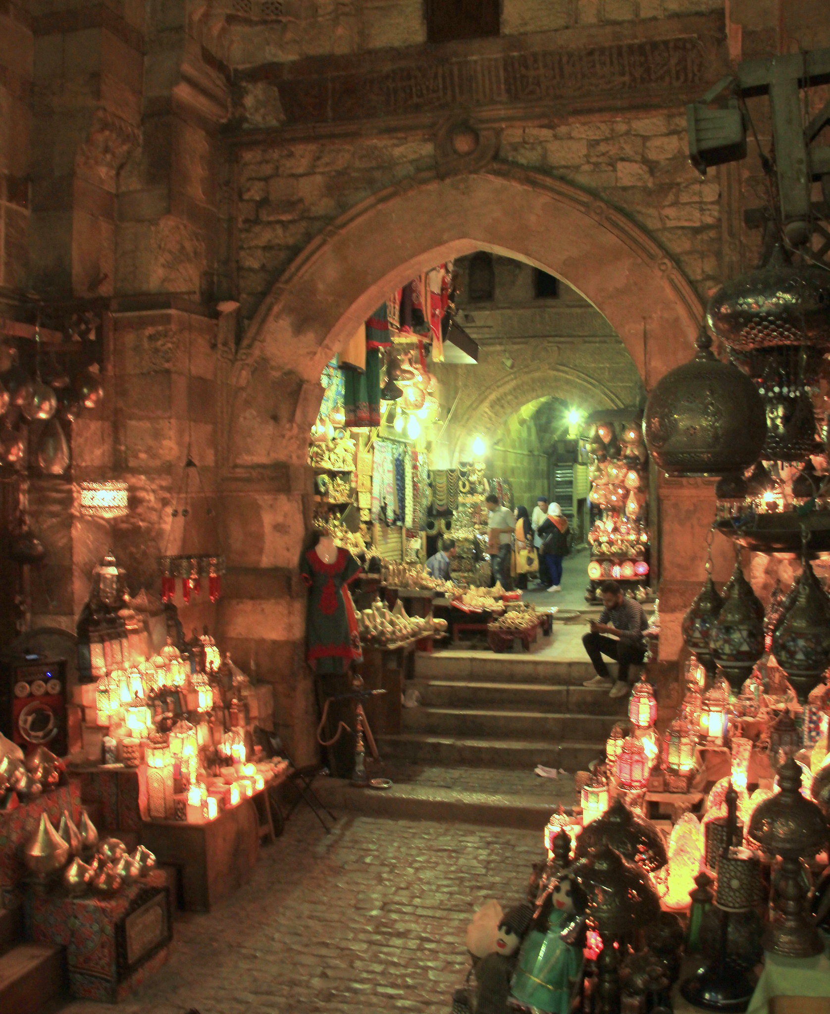 Experience Islamic Cairo best with Khan el Khalili guide