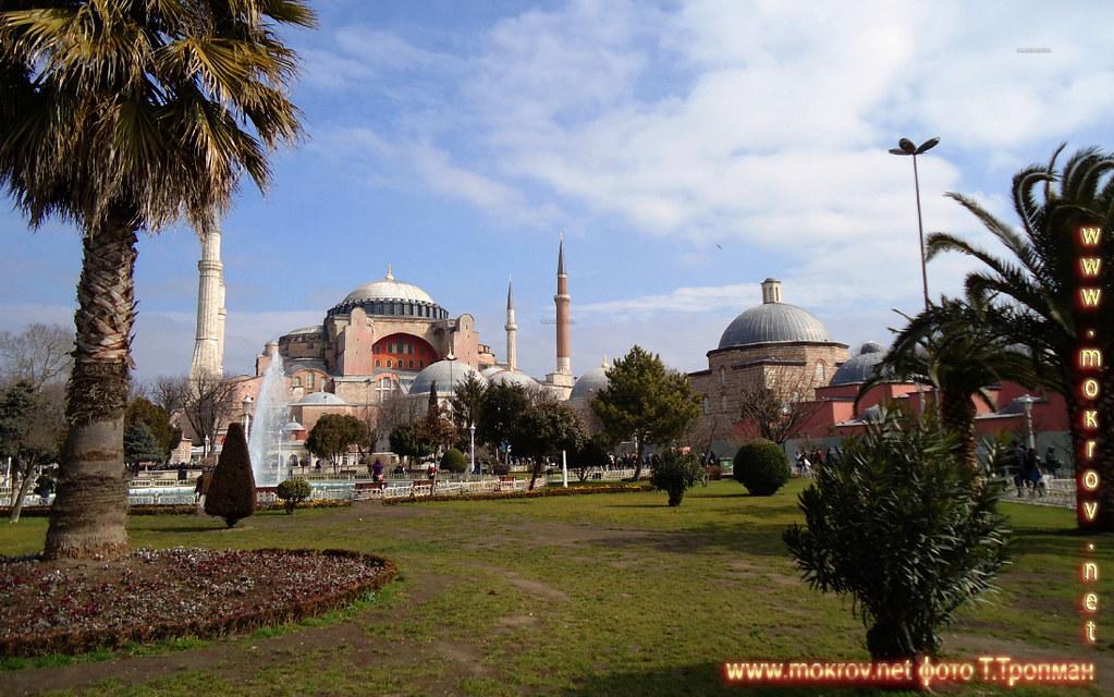 Город Стамбул — Турция в этом альбоме фотоработы