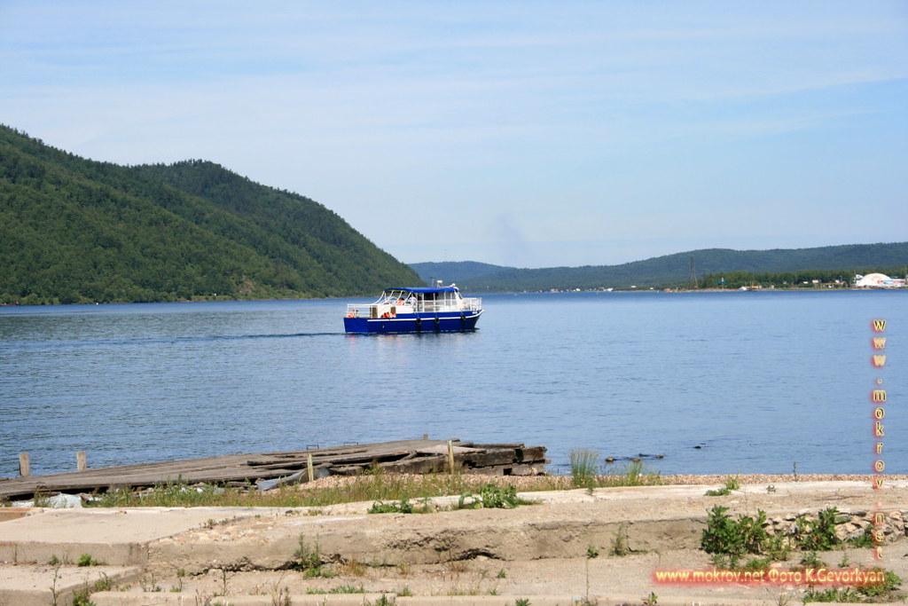 Озеро Байкал и фотограф