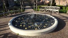 Shakespeare Garden - Lightwoods House - Lightwoods Park - fountain - HD video clip