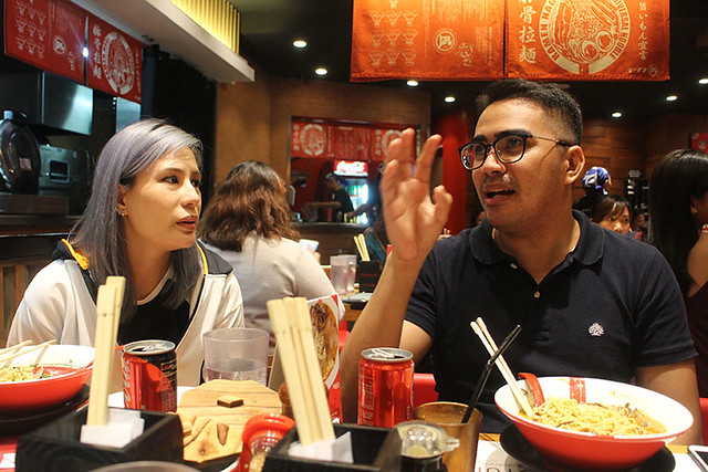 Ramen Nagi Last Quarter Syndrome Stress Health Food Luie Magbanua Joel Quizon Adult lifestyle