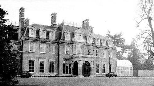 Durrants House - Old Merchant Taylors