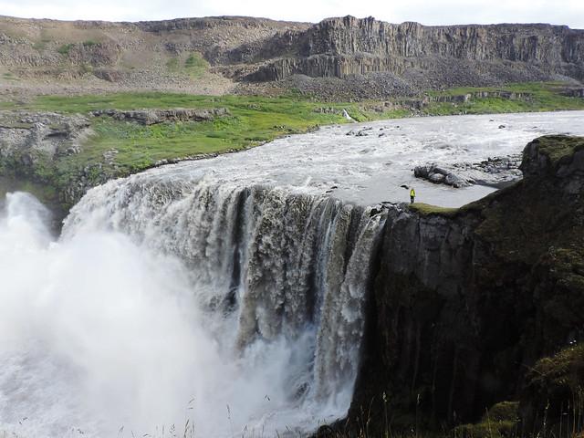 Best Photos Of 2017: Hafragilsfoss, Iceland
