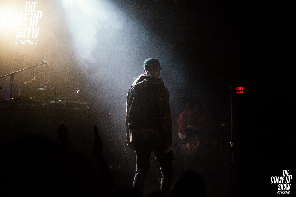 SonReal live at the Opera House, November 24, 2017