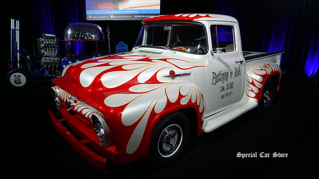 "1956 Ford F-100 Pickup by Ed ""Big Daddy"" Roth"