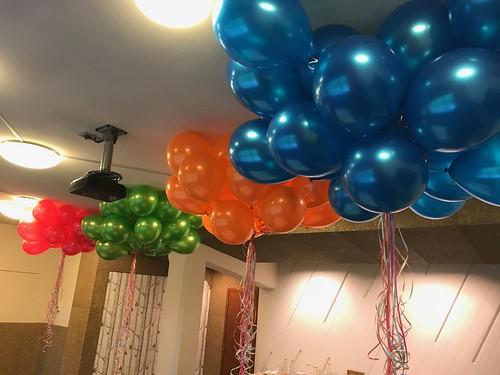 Heliumballonnen Antropia Driebergen