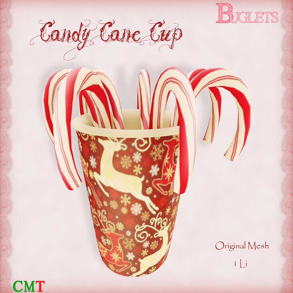 Candy Cane Cup AD - TeleportHub.com Live!