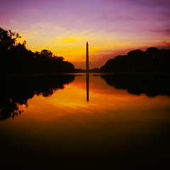 Sunrises Over Washington