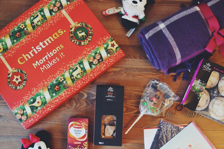 Morrisons Christmas