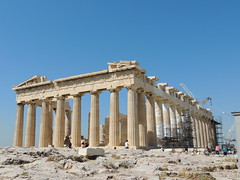 The Parthenon, Acropolis of Athens