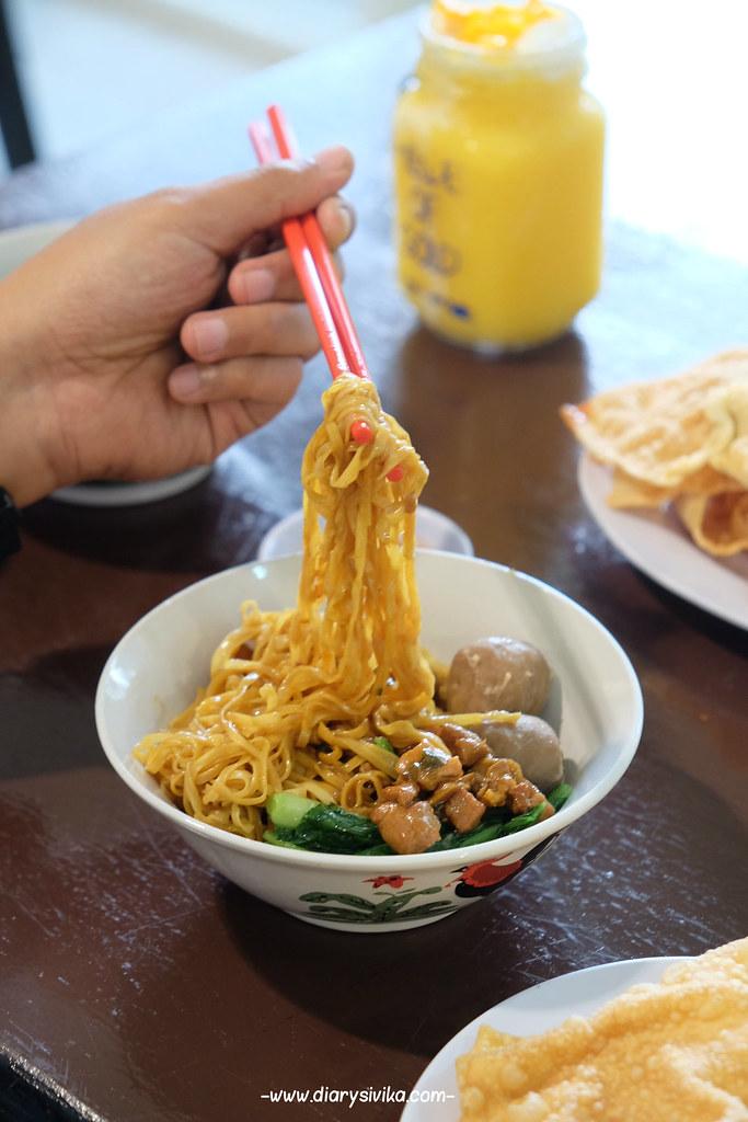 Bakmi MG di Surabaya 3