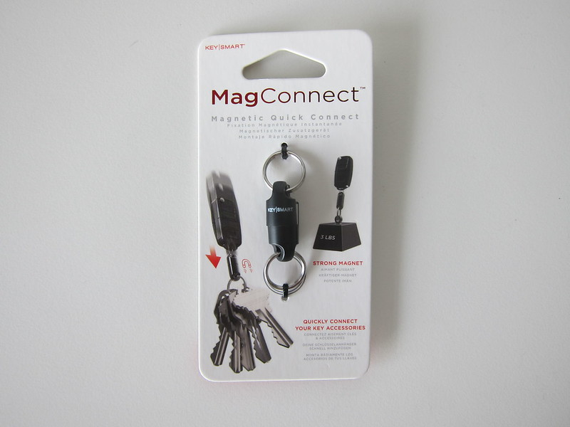 KeySmart MagConnect - Packaging Front