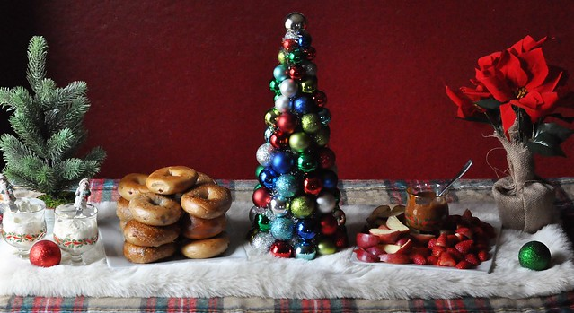 Holiday Brunch with Bruegger's Bagels