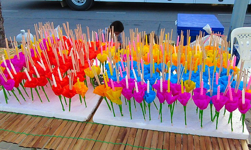 Loy Krathong Celebration Thailand