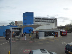 Halesowen Bus Station and Cornbow Shopping Centre