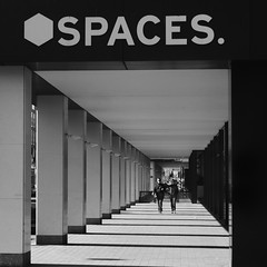 Spaces.