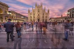 Milan cathedral #1