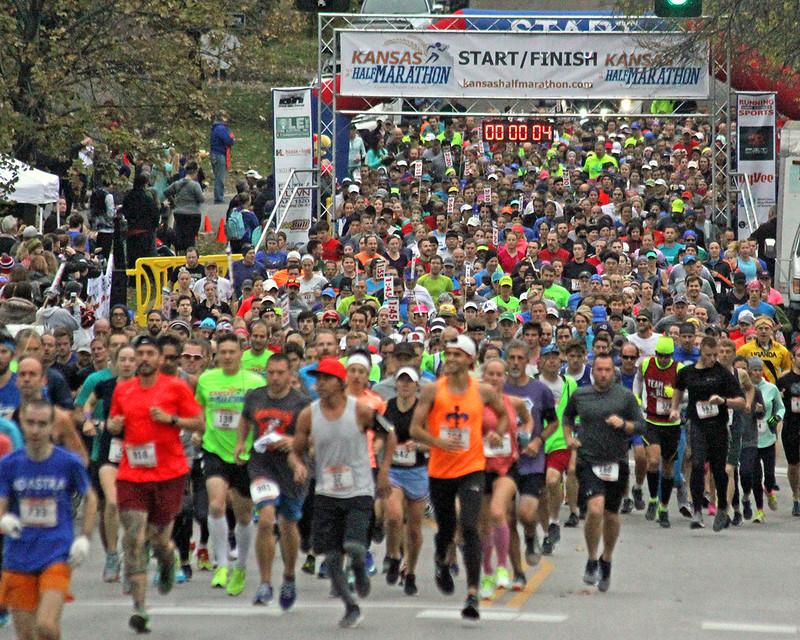 17Nov5 Kansas Half Marathon