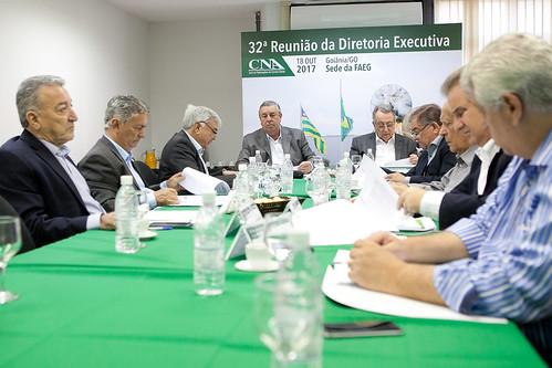 Reunião Diretoria CNA