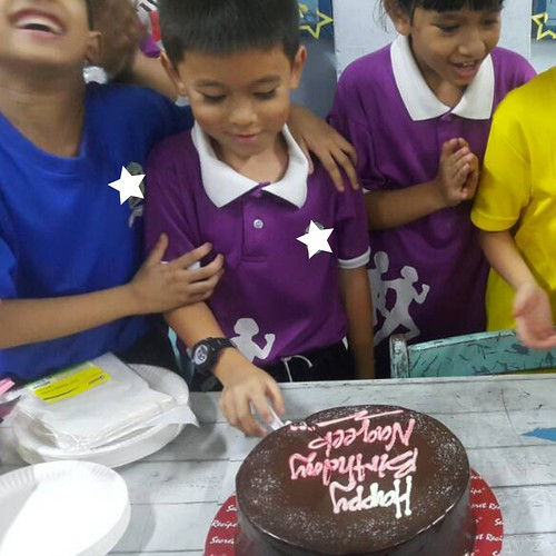 Naqeeb's 7th Birthday