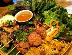 Streetside Platter at Anh and Chi