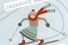 Dřevěné lyže jsou nestárnoucí hit, říká cestovatelka. Skládá o nich básně