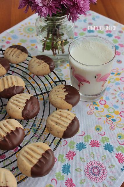 susamlı cevizli kurabiye 003