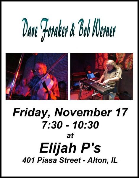 Dave Foraker & Bob Werner 11-17-17