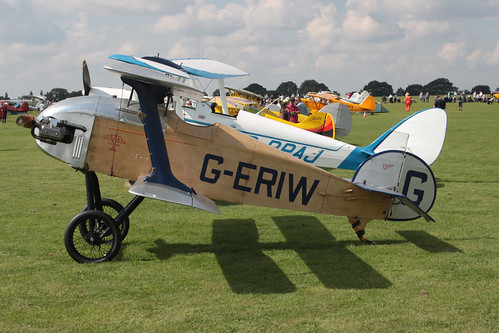 G-ERIW Staaken Z-21 [PFA 223-13834] Sywell 020917