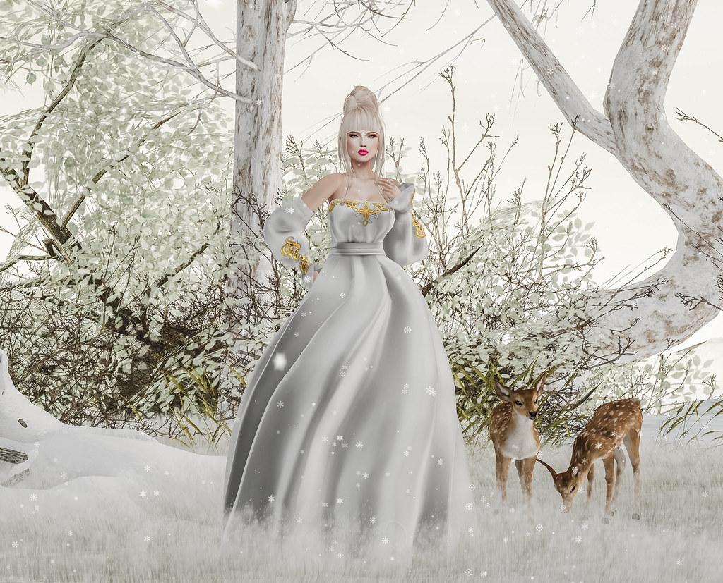 The snow queen....