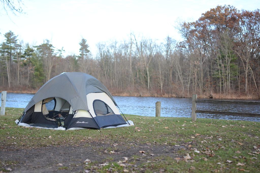 Deep Lake Campground