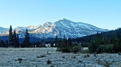 Frosty Morn Sunrise, Tuolumne Meadow, Yosemite 10-17