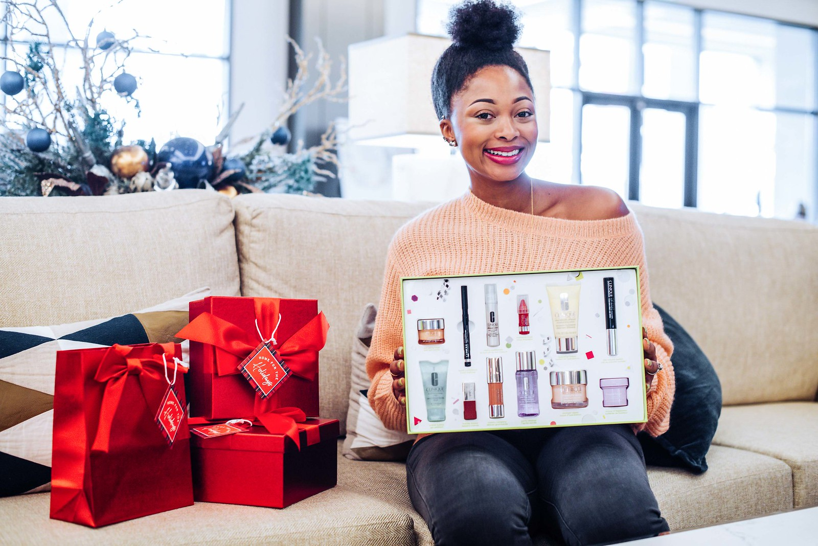 clinique favorite things gift set at Belk