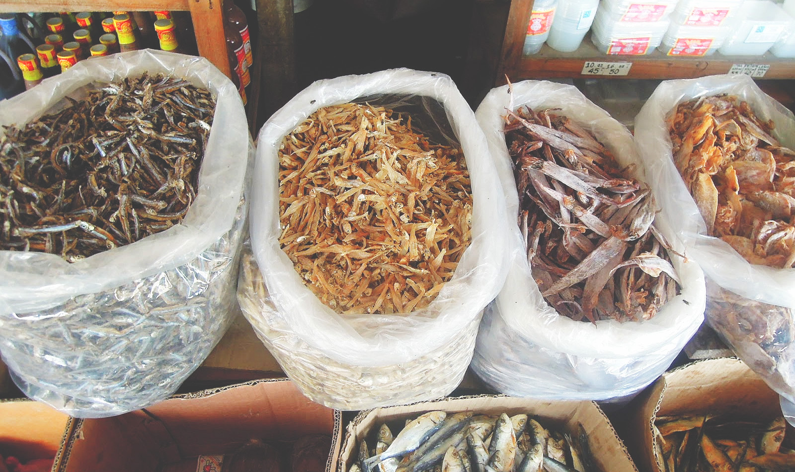 baler public market dried seafood