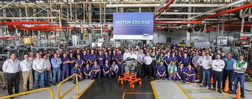 Planta Puma 200000 Motores